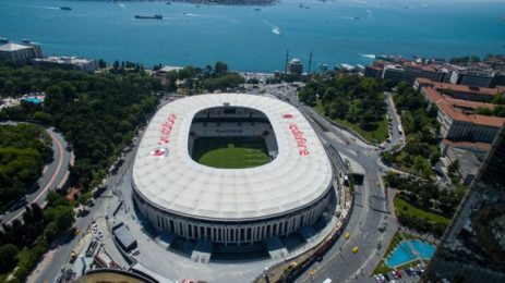 Beşiktaş Vodafone Arena – Museum Management System