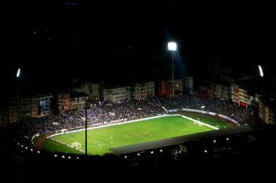 Стадион в Орду и Балыкесир
