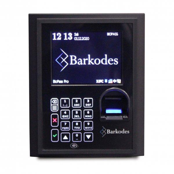 BioPASS Time Pro Smart Parmak izi Okuyucu Personel Sistemi