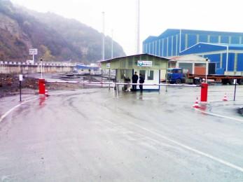 Ereğli Gemi Bariyer Sistemi, Kartlı Turnike Geçiş Kontrol Sistemleri