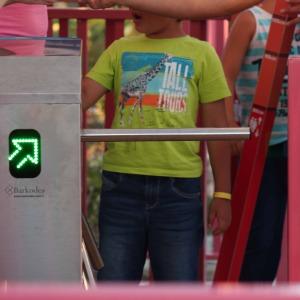 Tema Park Turnikeli Geçiş ve Kartlı Ödeme Sistemleri