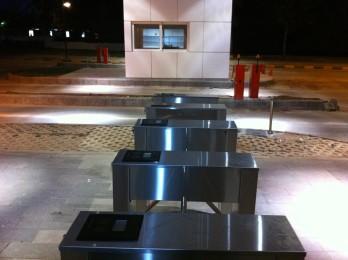 Gaziantep Üniversitesi Kartlı Turnike Geçiş Kontrol Sistemleri