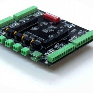 OctoPASS Prime Geçiş Kontrol Paneli çoklayıcı kartı OctoPASS Expansion