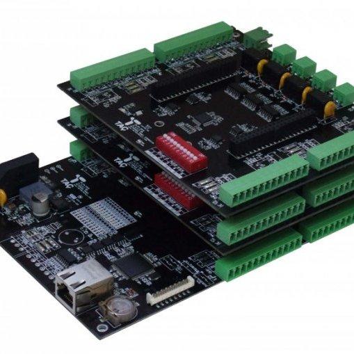 OctoPASS Prime Geçiş Kontrol Paneli ve çoklayıcı kartı