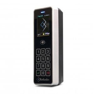 Tentacle MF Touch panel tuşlu mifare kart okuyucu, OctoPASS Prime panel kartlı ve şifreli okuyucu