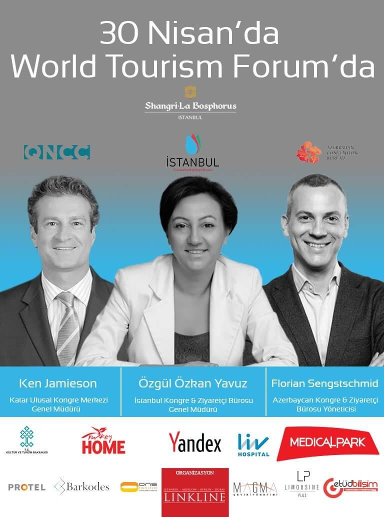 World Tourism Forum - Sponsorluk Çalışması